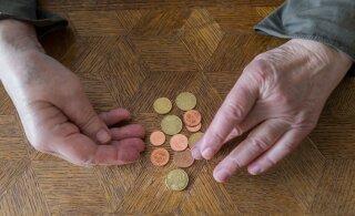 Uppuja päästmine on uppuja enda mure: Eesti pensionisüsteem ei taga eakate heaolu