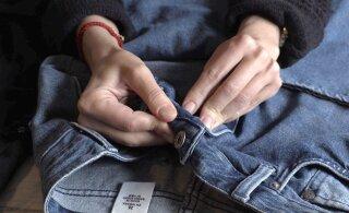 MAALEHE EKSPERIMENT: kas ja kui palju on meie teksades raskmetalle?
