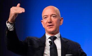 Maailma rikkaim mees müüs näpuotsaga aktsiaid. Saadud summa suhe Eesti riigieelarvesse on kõnekas