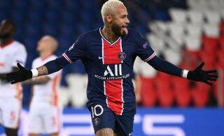 BLOGI | Neli klubi tagasid Meistrite liigas edasipääsu, PSG sai hädavajaliku võidu Leipzigi üle
