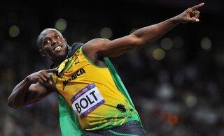Kas värske isa Usain Bolt pettis oma naist Briti modelliga?