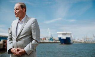 Nafta hülgab Tallinna Sadamat – kaubavedu vähenes viiendiku võrra