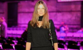 ФОТО | Таллиннскую неделю моды посетила супермодель Кармен Касс