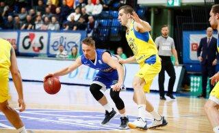 Eesti-Läti korvpalliliigas osaleb vähem võistkondi kui kunagi varem