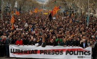 Лидеров движения за отделение Каталонии приговорили к реальным срокам. Самое серьезное наказание — 13 лет
