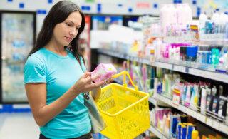 Menstruaalhügieeni vahendid ja mähkmed sisaldavad rohkem ftalaate kui paljud igapäevased plasttooted