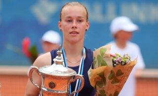 ФОТО: Уроженка России впервые выиграла чемпионат Эстонии по теннису