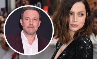 Bondi-tüdruk Ana De Armasel ei lubata kallimat Ben Affleckit legendaarse filmi esilinastusele kaasa võtta