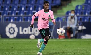 FC Barcelona kavatseb ajakirjaniku rassistliku solvangu eest kohtusse anda