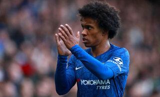 Ajastu lõpp: Brasiilia tähtmängija lahkub Chelseast