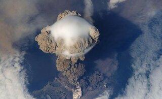 Inimkond soojendab süsinikuga kliimat 100 korda rohkem kui kõik maailma vulkaanid kokku