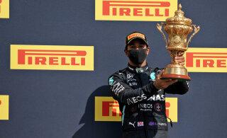 Hamilton võitmisest: ma ei hooli tiitlitest