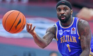 NBA ekskorvpallurit karistati Hiinas eluaegse mängukeeluga