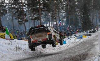 Tänak ja Latvala pahandasid Rootsi ralli korraldajatega: Historic autod sõitku peale meid!