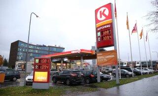 Зима близко: Circle K доставит на станции арктический зимний дизель