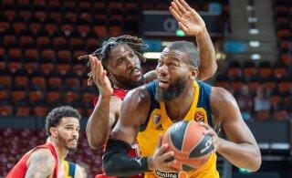 Himki teeb suurpuhastust: kaks NBA ekskorvpallurit saadeti tiimist minema