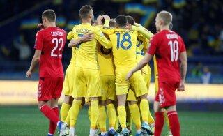 Украина рвется на Евро-2020. Там она может сыграть с Россией