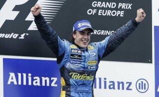 Tagasi juurte juurde: Renault kinnitas kahekordse maailmameistri Fernando Alonso palkamist