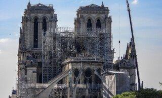 Notre-Dame'ile annetusi teinud miljardärid sattusid kriitika alla