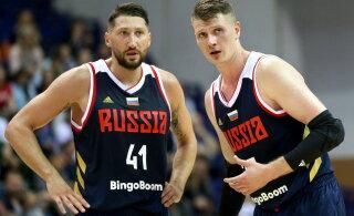 Venemaa teatas Eestisse reisiva koondise nimekirja, Euroliiga klubidest võib lisa tulla
