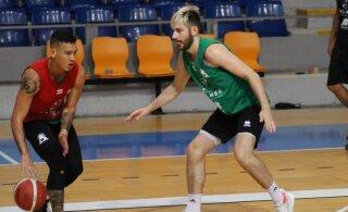 Kristan Kullamäe viskas Hispaanias kahe mänguga 50 punkti