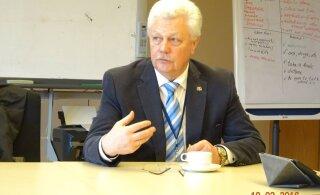 Турлайс потерял пост мэра Риги. Он проработал лишь 3 недели