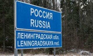 На российско-финской границе задержали пьяного гражданина Эстонии за рулем автомобиля