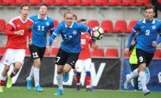 0:15! Надежды эстонского футбола в роли мальчиков для битья