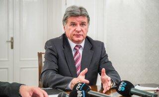 Посол РФ Александр Петров: ущерб экономике Эстонии от санкций против России составил сотни миллионов евро
