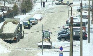 Внимательный человек помог полиции задержать в Ласнамяэ нетрезвого водителя