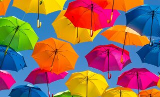 Какой зонтик брать с собой — от дождя или от солнца? Прогноз погоды подскажет