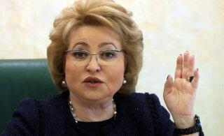 """Из-за статьи о Матвиенко увольняется весь отдел политики """"Коммерсанта"""""""