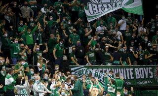 Žalgirist ähvardavad tühjad tribüünid, klubi loodab riigilt vastutulekut