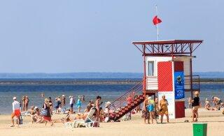 Klimatoloog Ain Kallis: sel aastal kestis suvi ligi neli kuud, kõige soojem oli juunis