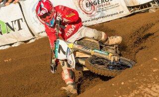 Tanel Leok sihib motokrossi MM-il kohti esikümnes