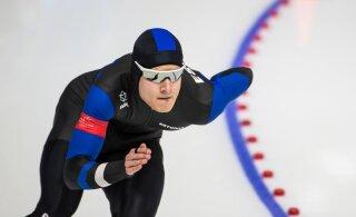 Эстонский скороход в ТОП-10 на чемпионате Европы