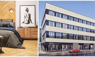 ФОТО | Роскошные квартиры в аренду и двухэтажные лофты: бывший узел телефонной связи в Тарту перестроят в жилой дом