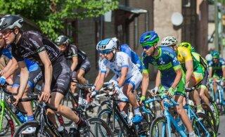 Европейская неделя подвижности стартует в Таллинне велосипедными соревнованиями