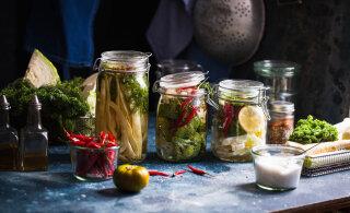 Fermenteerimine: uued tekstuurid ja meeldiv maitse