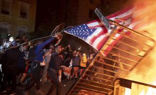 AP: полиция США задержала более 4000 человек в ходе протестов