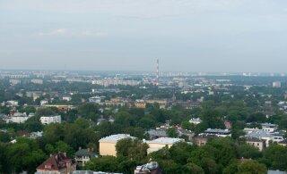 Kinnisvarahinnad Tallinnas kasvavad kiiremini kui pealinlaste palgad