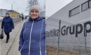 ФОТО │ Работницы закрывающейся ахтмеской фабрики Baltika не согласны с Кассой по безработице: подобного места швее не найти