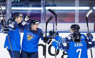 Soome peatreener: Slovakkia on meie jaoks väga õnnelik paik