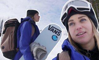 DELFI TV PERSOONILUGU | Spordist suunamudimiseni: Eesti lumelaudur loobus võistlemisest ja teeb täiskohaga videoid
