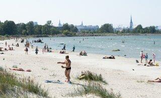 С 1 июня откроются общественные пляжи Таллинна