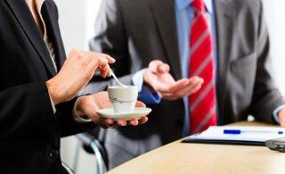 Bossile pugemine toob firmale kahju ehk kuidas saada hakkama töötajaga, kes püüab sulle kogu aeg meeldida?