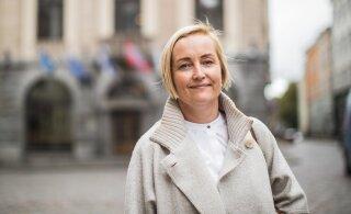 Kristina Kallas: uus võimuliit tehku Kaljulaidile ettepanek jätkata presidendina ka teisel ametiajal