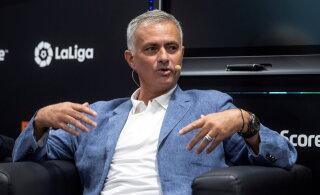 Mourinho lepingus on fikseeritud üks magus boonussumma