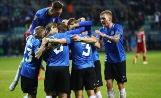 Põhja-Iirimaa ja Eesti jalgpallikohtumist teenindavad Horvaatia kohtunikud