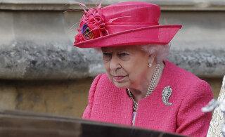 Üle noatera! Kuninganna pääses spordimatšil napilt surmasuust